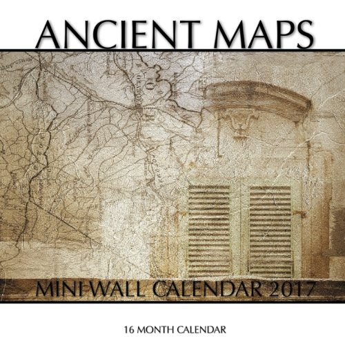 ancient-maps-mini-wall-calendar-2017-16-month-calendar