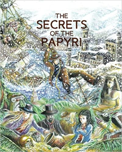 Book The Secrets of the Papyri
