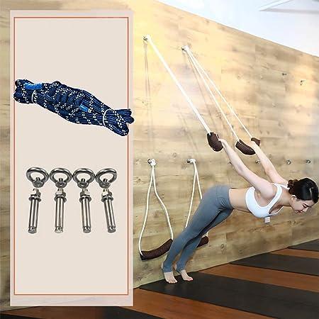 MQSS Handstand de Yoga Antigravedad - Cuerda de Pared de ...