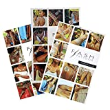 FLASH FAVES BUNDLE from Flash Tattoos includes the Sheebani pack, Isabella pack and Illia pack bundle includes 12 sheets with over 86 premium waterproof metallic temporary jewelry tattoos