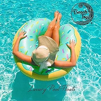 Beach Toy ® - Flotador hinchable para piscina DONUT: Amazon.es ...
