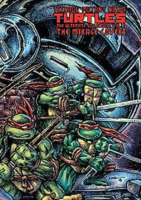 Teenage Mutant Ninja Turtles: The Ultimate Collection, Volume 7