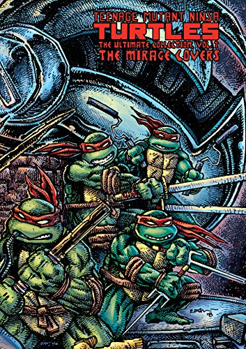 Teenage Mutant Ninja Turtles: The Ultimate Collection Volume 7 (TMNT Ultimate Collection)