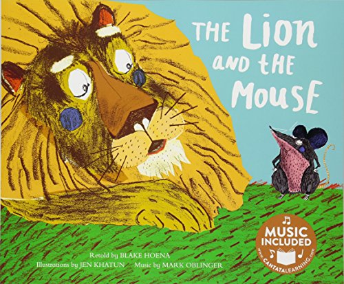 The Lion and the Mouse (Classic Fables in Rhythm and Rhyme) (Lion And Mouse Story In English Writing)