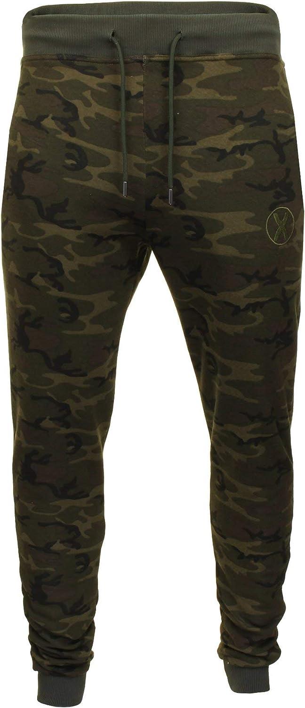 Xact Clothing - Pantalón de chándal para hombre, fabricado en Inglaterra