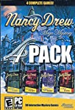 Nancy Drew Mega Mystery 4 Pack: Secrets Can Kill, Stay Tuned for Danger, Treasure in the Royal Tower, and The Final Scene by Prophecy Communications