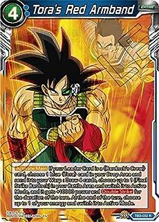 Burnished Bonds Fasha TB3-026 Holo Foil Dragon Ball Super Clash of Fates Mint