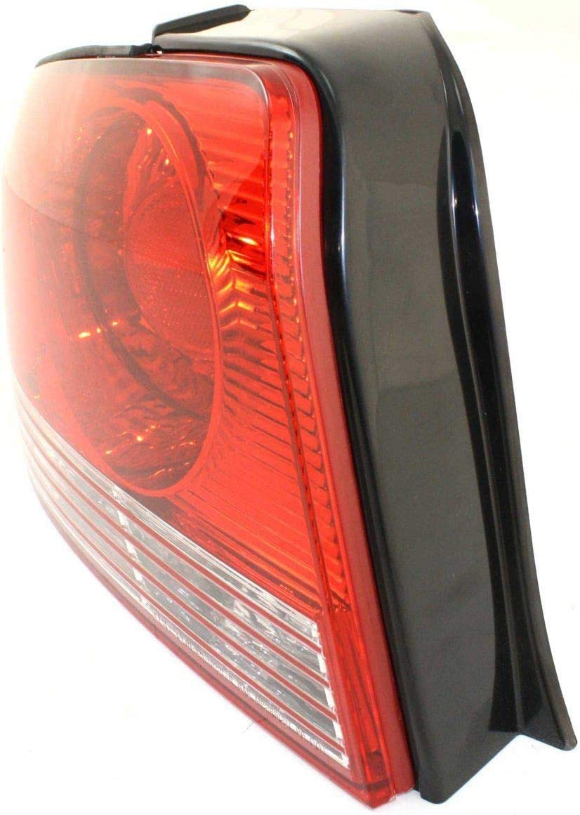 Partslink HY2800126 OE Replacement Tail Light Assembly HYUNDAI SONATA 2002-2005