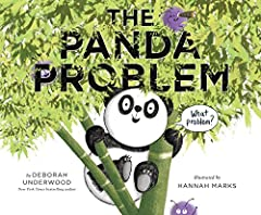 The critically adored, New York Times bestselling Deborah Underwood delights with a hilariously meta celebration of storytelling out of control.Every story needs a problem.But Panda doesn't have a problem.Unless . . . Panda is the problem.The...