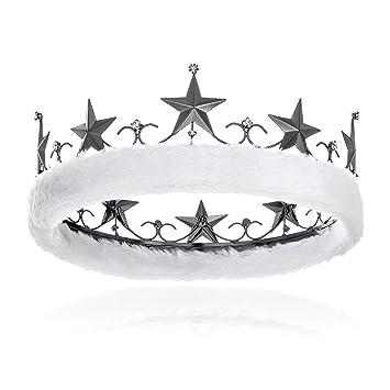 Amazon.com: DcZeRong C18722 - Corona de cumpleaños para ...