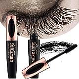 #5: ZDU 4D Silk Fiber Eyelash Mascara Extension Makeup Black Cold Waterproof Kit Eye Lashes