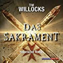 Das Sakrament Audiobook by Tim Willocks Narrated by Peter Tabatt