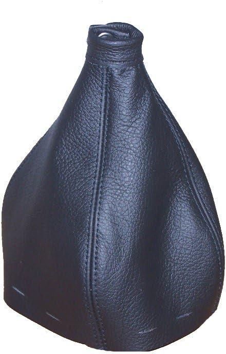 1998-2007 Schaltsack Schaltmanschette schwarz Italienisches Leder