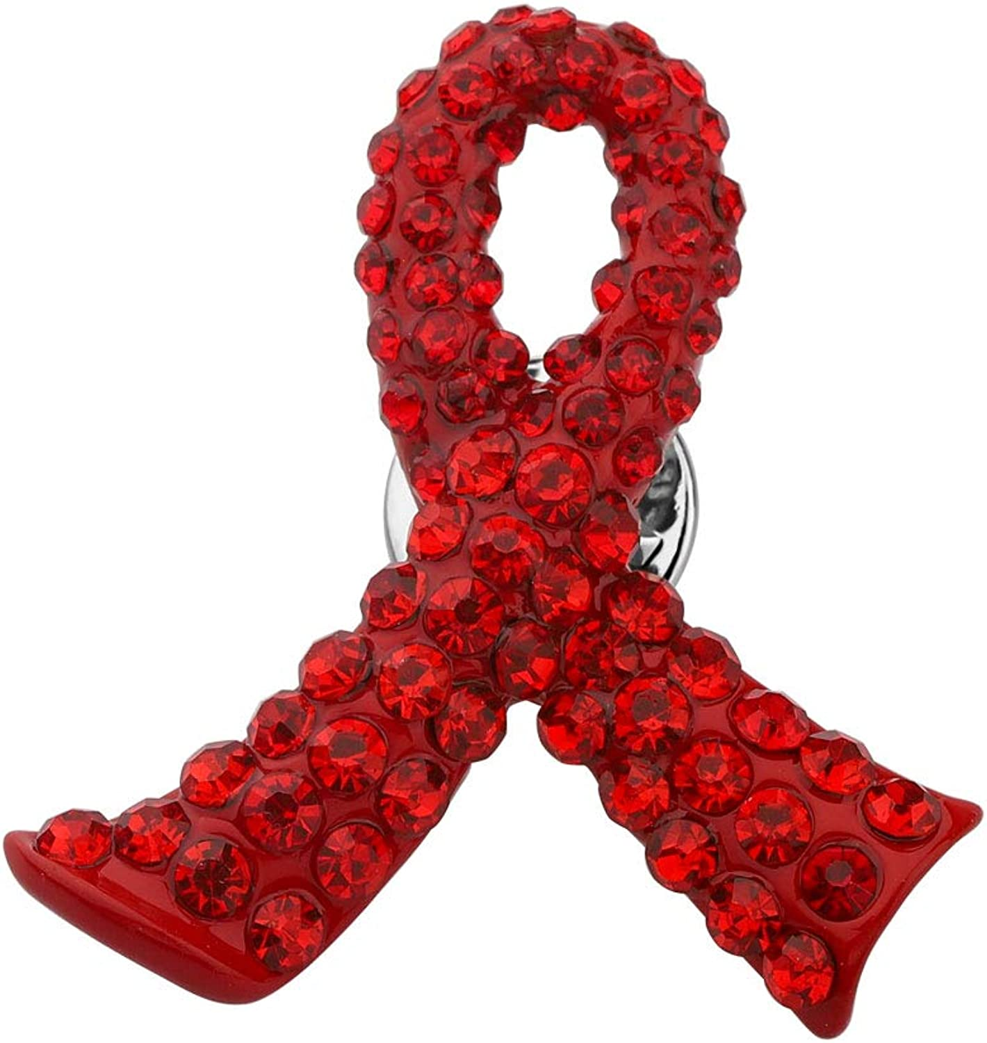 Red BR CENWA AIDS HIV Awareness Jewelry Red Awareness Ribbon Bracelet AIDS Awareness HIV Heart Disease Survivor Gift Be Stronger Than The Storm Bracelet