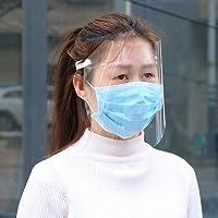 Polvere Levuyou Visiera monouso Visiera Dentale Integrale Visiera Protettiva Completa per polline Fumo