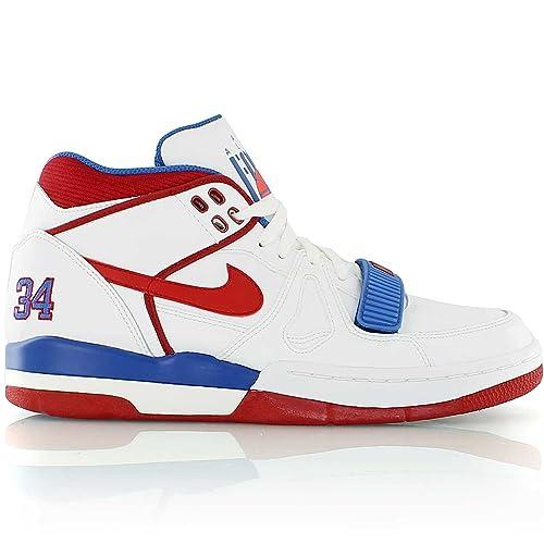 Sneakers Ii Bianco Nike Eu Uomo Pelle Alte Force Air 40 Alpha xxnZW7T