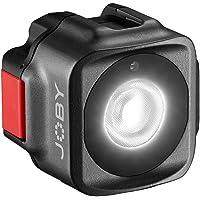 JOBY Beamo JB01578-BWW - Luz LED para Smartphone y Cámara Sin Espejo - Compacta, Magnética, Bluetooth, Resistente al…