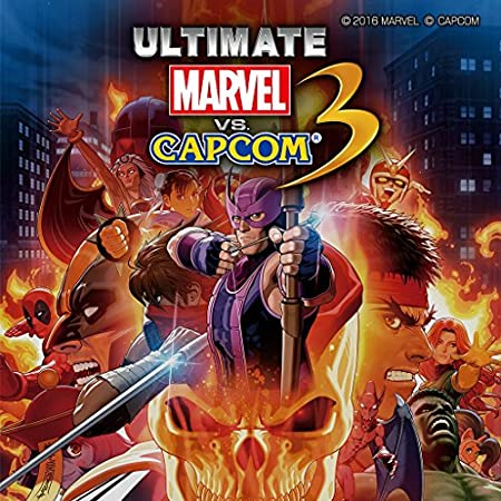 Ultimate Marvel vs Capcom 3 - PS4 [Digital Code]