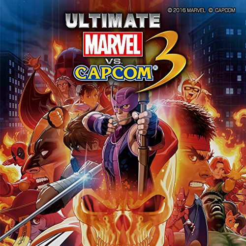 Ultimate Marvel vs Capcom 3 - PS4