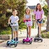 6KU Kids Kick Scooter with Adjustable