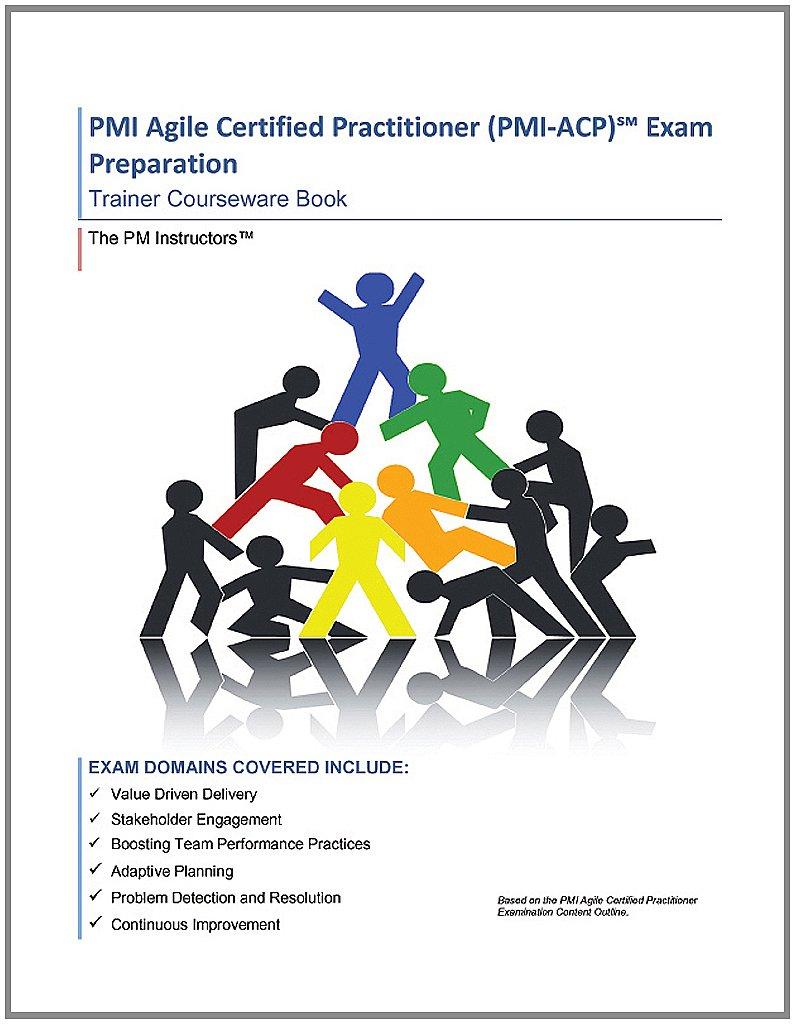 Amazon Buy Pmi Agile Certified Practitioner Pmi Acp Exam