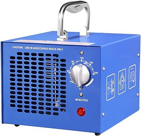 MZBZYU Generador de Ozono Comercial 3.500mg/h Purificador de ...