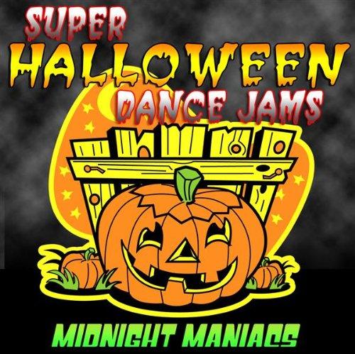 Super Awesome Halloween Dance Jam (Awesome Halloween Dance Songs)
