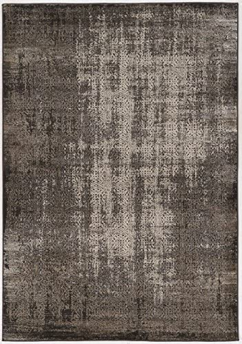 Linon Jewell Collection Vintage Illusion Gray 5×7 6, 5 x 7 6
