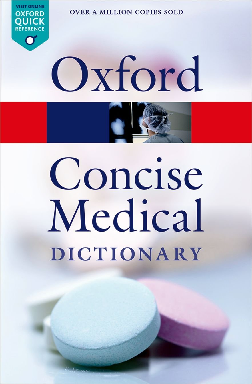 Buy Concise Medical Dictionary Oxford Quick Reference Book Online