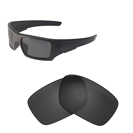 3dad44bf56 Walleva Replacement Lenses for Oakley Det Cord(OO9253 Series) Sunglasses -  Multiple Options Available