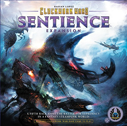 Clockwork Wars: Sentience