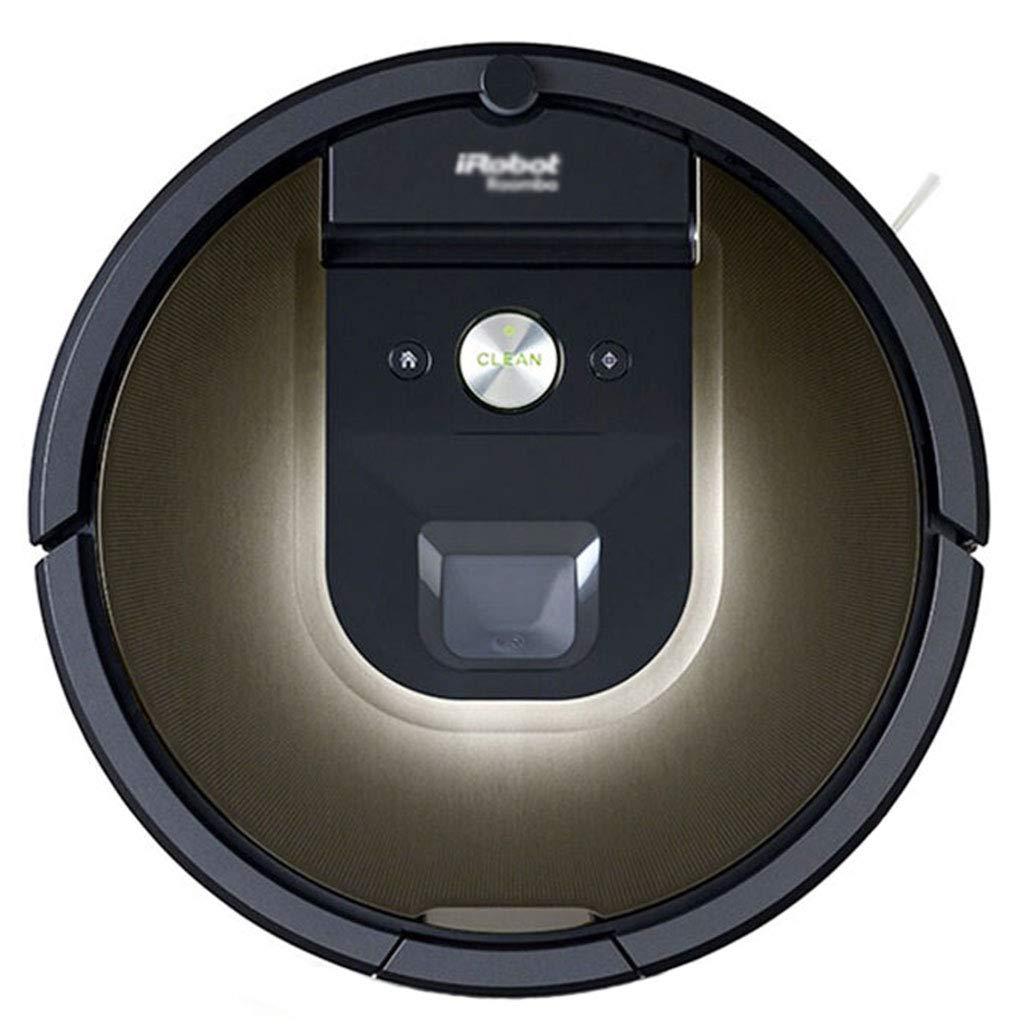 Robot de Barrido Aspirador Inteligente automático para el hogar Barredora eléctrica Ultrafina Máquina de humedales Servicio Integrado de Lavado/Limpieza ...