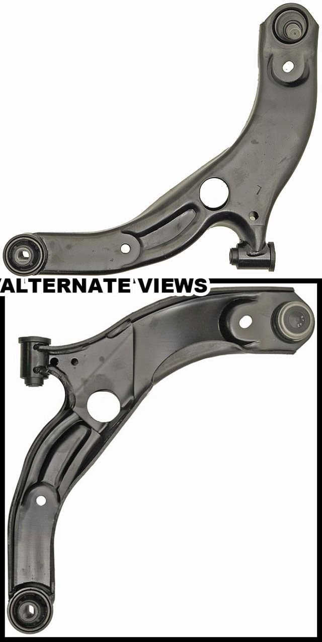 APDTY 631994 Front Lower Left Control Arm, With Ball Joint/Bushings