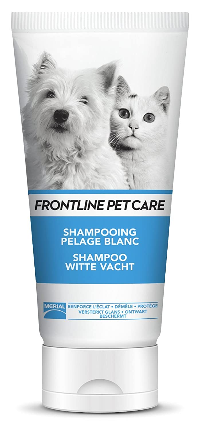 Frontline Champú calmante para Perros y Gatos Pet Care para Piel Sensible, 200 ML: Amazon.es: Productos para mascotas