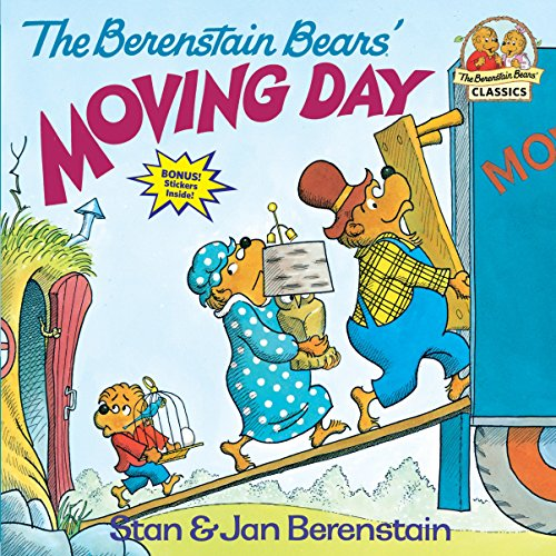 The Berenstain Bears' Moving Day (Berenstain bears first time books)