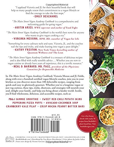 The main street vegan academy cookbook over 100 plant sourced the main street vegan academy cookbook over 100 plant sourced recipes plus practical tips for the healthiest most compassionate you victoria moran forumfinder Image collections