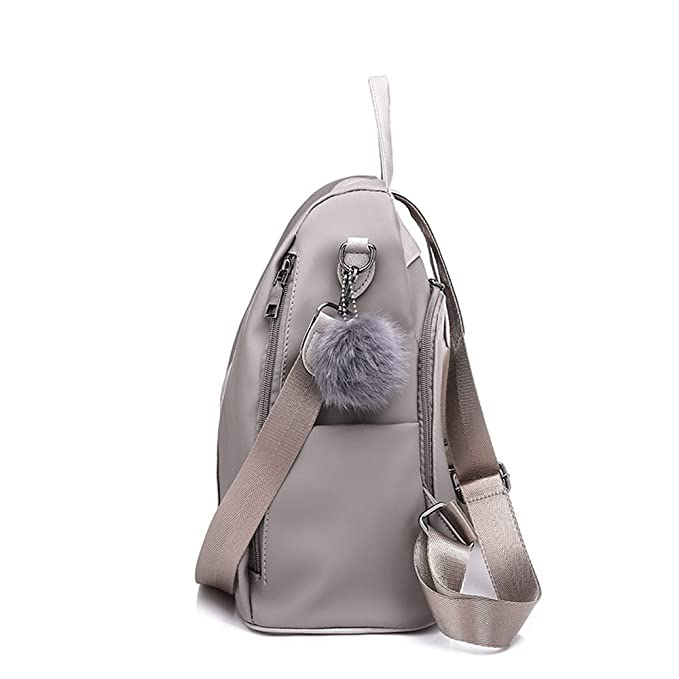 Amazon.com: Women Backpack Hot Sale Nylon Rucksack Lightweight School Shoulder Bag: Clothing