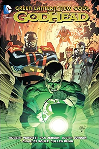 green lantern godhead reading order