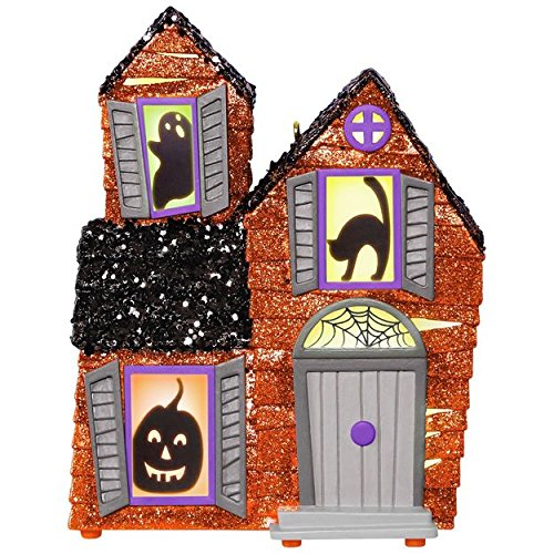 2017 Hallmark Mysterious Manor Halloween Keepsake Ornament -