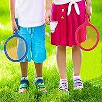 Amazon.com: Set de bádminton para niños con 2 ...