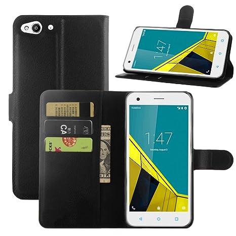 Funda Vodafone Smart Ultra 6, HualuBro [Protección Todo Alrededor ...