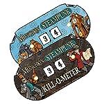Steve Jackson Games Munchkin Steampunk Kill-O-Meter Card Game 6
