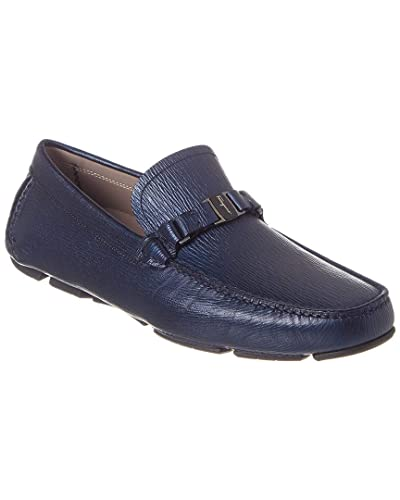 good service classic shoes on sale Amazon.com: SALVATORE FERRAGAMO Amer Buckle Leather Driver, 11 Ee ...