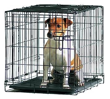 Savic Dog Cottage - Caja para Perro (61 x 44 x 50 cm), Color Negro ...