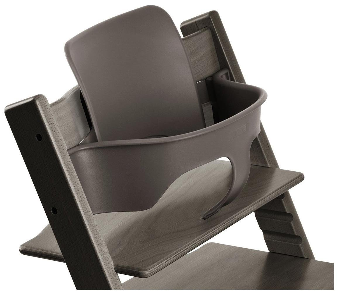 stokke tripp trapp highchair hazy grey baby. Black Bedroom Furniture Sets. Home Design Ideas