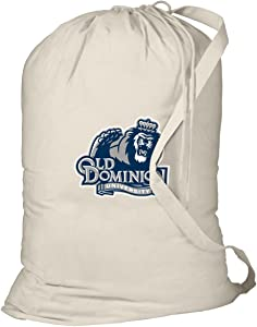 Broad Bay ODU Laundry Bag Old Dominion University Dirty Clothes Bag