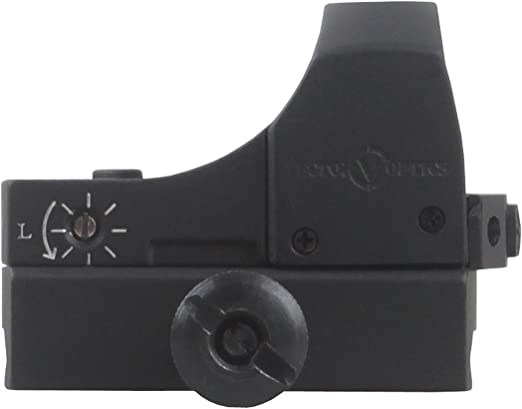 SKS Ruger SR45 .22 LR Vector Optics Sphinx 1x22x25mm Tactical Reflex Mini Red 12GA.22 Green Dot Scope Sight for GSG.45 SW 686 Ruger 10//22 Ruger Mark 3 22//45 S/&W SW22 Pistol