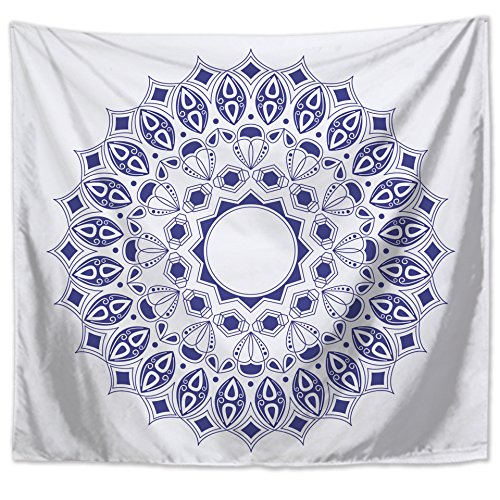 Tapestry Tapestries Decor Wall hanging Decorative Tapestry_Bohemian Mandala Home Decor Tapestry/Rugby, LT-10054-6,150130 ()