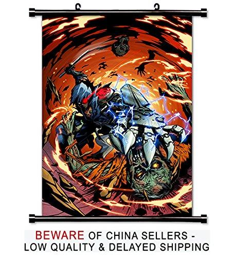 Yaiba Ninja Gaiden Z Anime Fabric Wall Scroll Poster (32x44) Inches