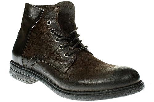 Mjus Herren Stiefelette 46 EU: : Schuhe & Handtaschen